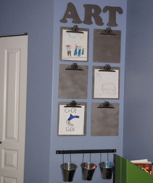 decorar con clipboards_Dibujos
