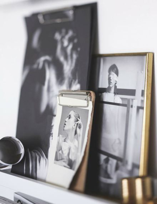 decorar con clipboards_fotos